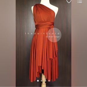 eab08f6d6cd Women s Plus Size Infinity Dress on Poshmark